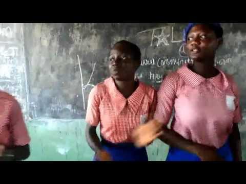 ICLDNG Training   Student Yoruba Rap