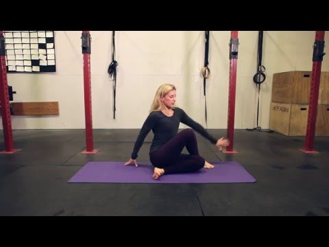 WOD Recovery Yoga for Open Workout 16.2 Hosted by Crossfit Marin