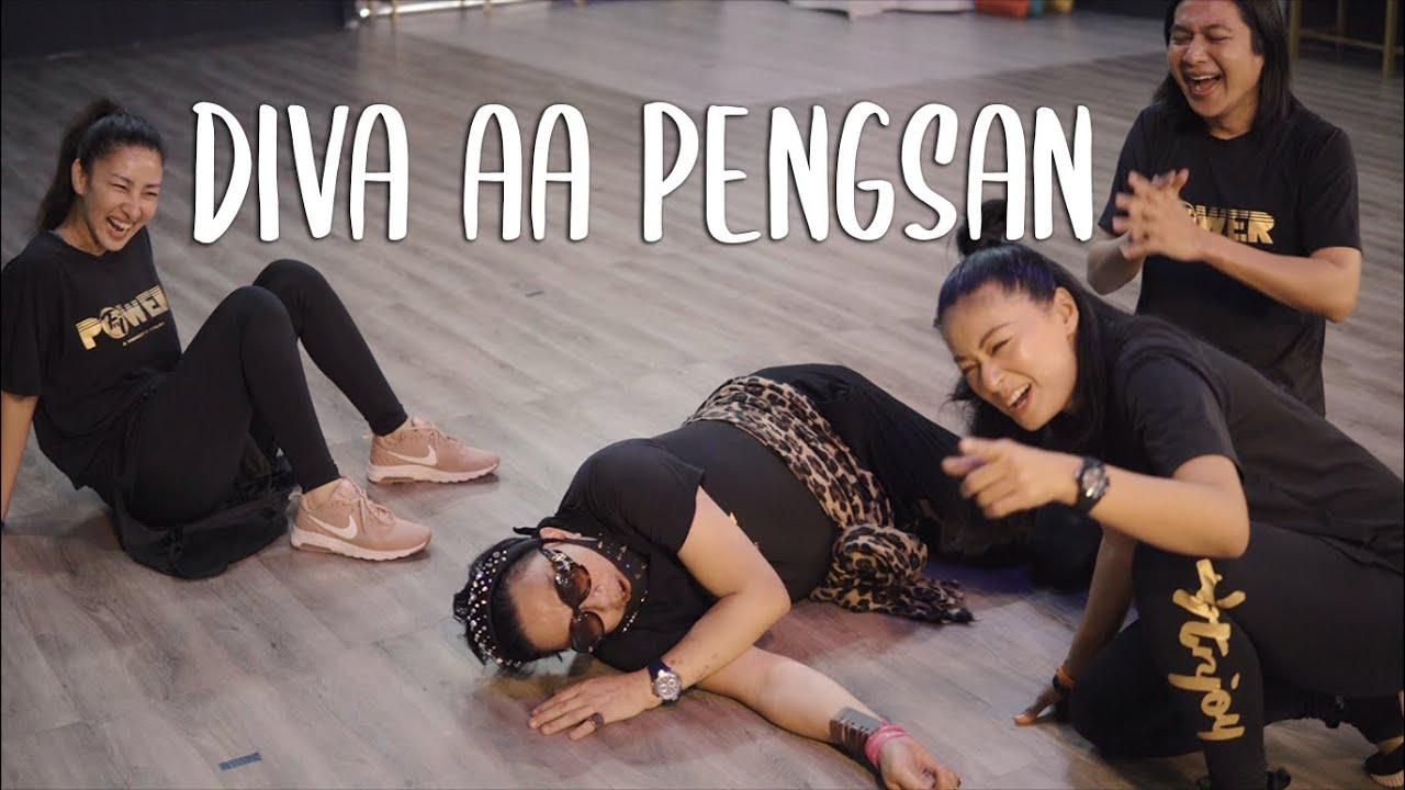 Download Diva Aa & Rita Rudaini workout bersama sifu Dash Fitnjoy