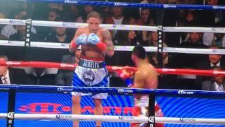 ボクシング ヘスス・クェジャルVSジョナサン・オケンド