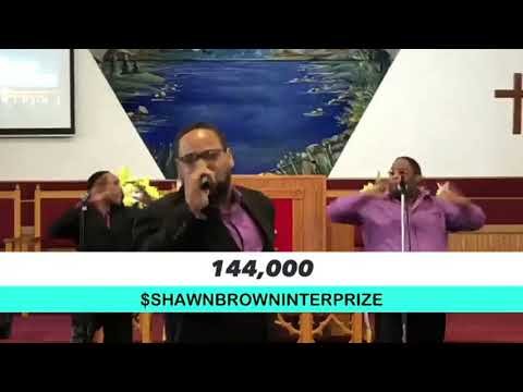 Shawn Brown & Da Boyz-A Hundred & Forty-Four Thousand
