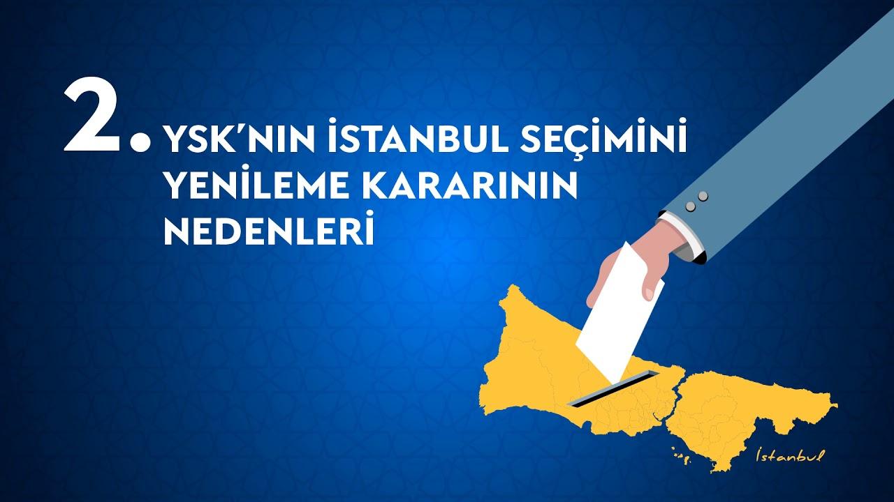 İstanbulda təkrar seçkinin səbəbləri - bütün detallarıyla (VİDEO)