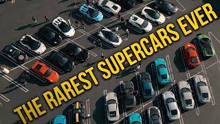 12 MILLION DOLLAR car garage!