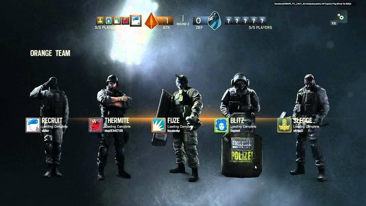 rainbow six beta