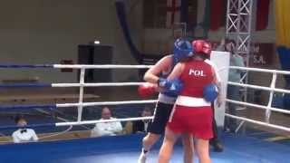 Lidia Fidura (POL) vs  Savannah Rose Dee Marshall (ENG)