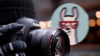 Kai W по-русски: Canon 85mm f/1.2L, f/1.4L и f/1.8 - Король Боке!
