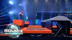 Big Bounce - Die Trampolin Show | Nico Micchiche vs. Gabriel Pinheiro-Pötter | Folge 05 vom 23.02.