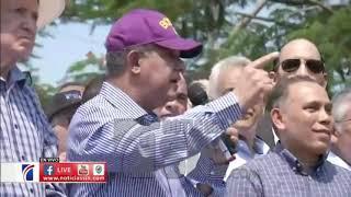 """Leonel: """"No venimos aquí a que se nos declare triunfantes, venimos a defender la democracia"""""""