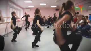 Открытый урок. Эстрадный танец. Педагог-хореограф Надежда Зенкова (9-13 лет)