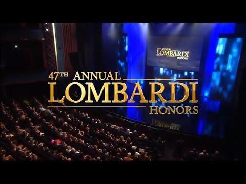 2017 Lombardi Honors - Lesley Visser - Lombardi Fellow