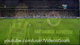 Fenerbahçe 3-1 Salzburg  Geniş Maç Özeti HD 6 Ağustos Şampiyonlar Ligi Elemesi