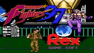 The King of Fighters '97 (Rex Soft) (Unl) (NES Pirate) - NES Longplay -  Kyo Playthrough (NO DEATH)