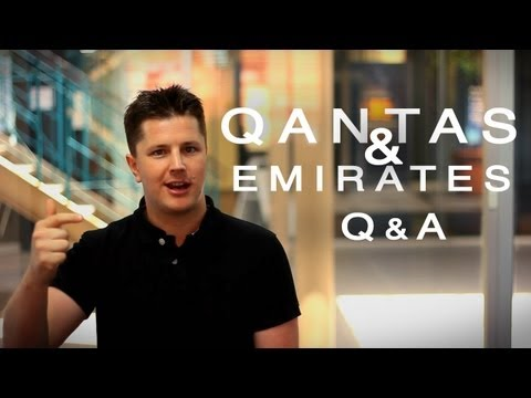 QANTAS & EMIRATES Partnership Deal Q&A
