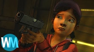 Top 10 Impossible Choices in Telltale Games