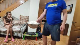 PopCorn. Як готувати попкорн. Как готовить попкорн