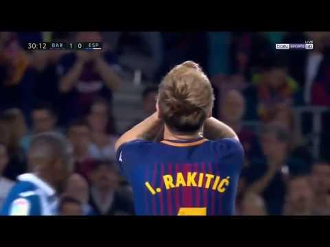 Ivan Rakitić vs Espanyol