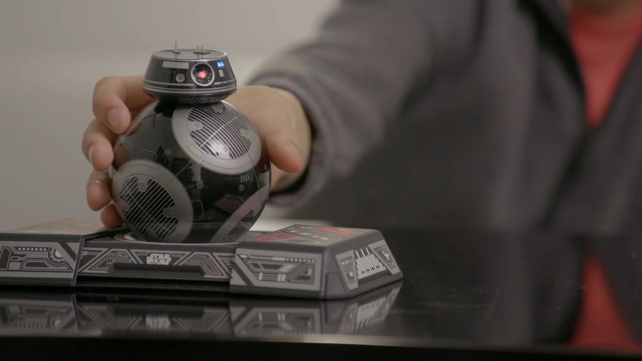 PB Tech BB-9E Star Wars Sphero App-Enabled Droid - YouTube