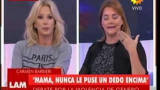 Tremendo cruce de Yanina Latorre con Nancy Pazos