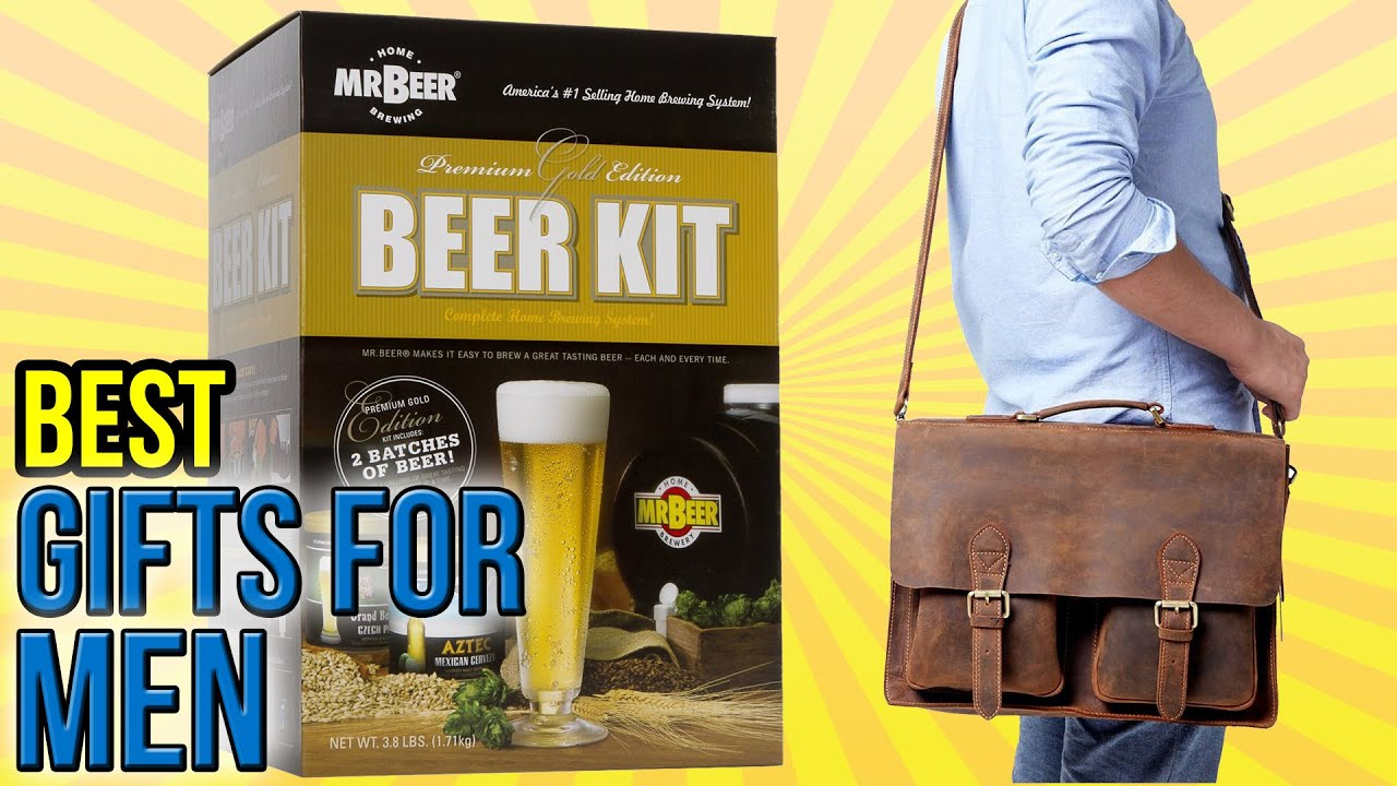 10 Best Gifts For Men 2016