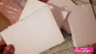 основа для букетов шар из пенопласта 1 часть  подарок от дочери Marine DIY Guloyan
