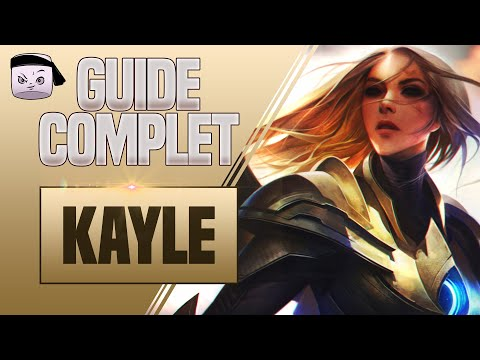 GUIDE KAYLE FR 💥 COMBOS, TIPS, PHASE DE LANE