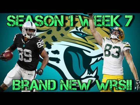 Madden 16 Jacksonville Jaguars Franchise Season 1 Week 7! Lockdown Defense?!