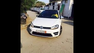 golf 7 r370 sound and acceleration / Видео