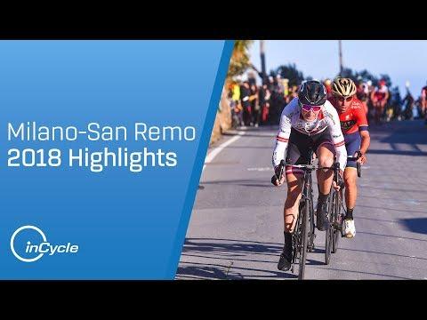 Milan-San Remo 2018: Highlights