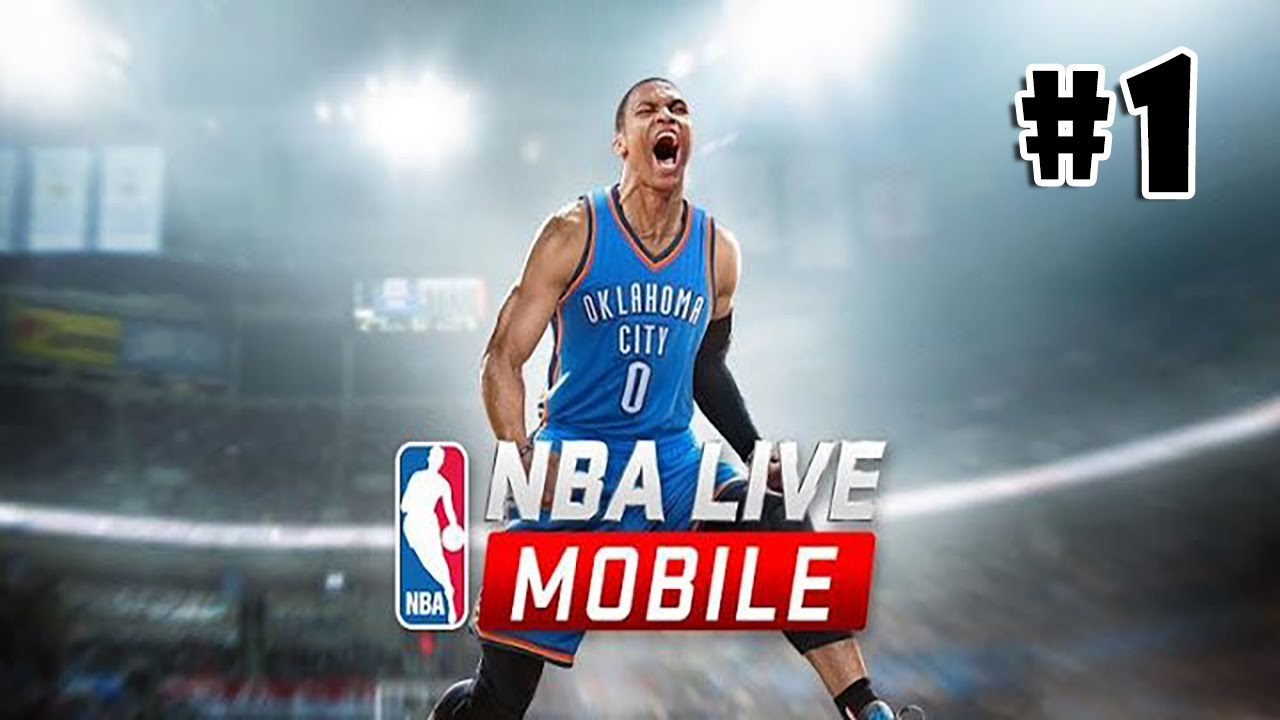 Get The Latest Hd And Mobile Nba: NBA LIVE Mobile Android Gameplay Part 1 [HD]