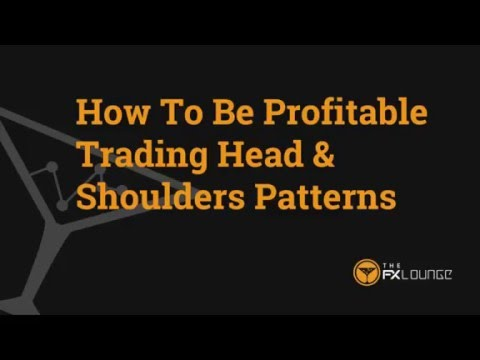 How to be Profitable Trading Head & Shoulders