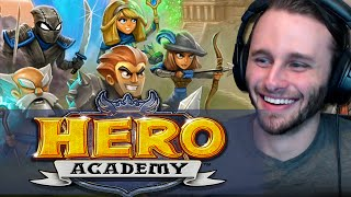 Hero Academy | The Ninja Owns Face!