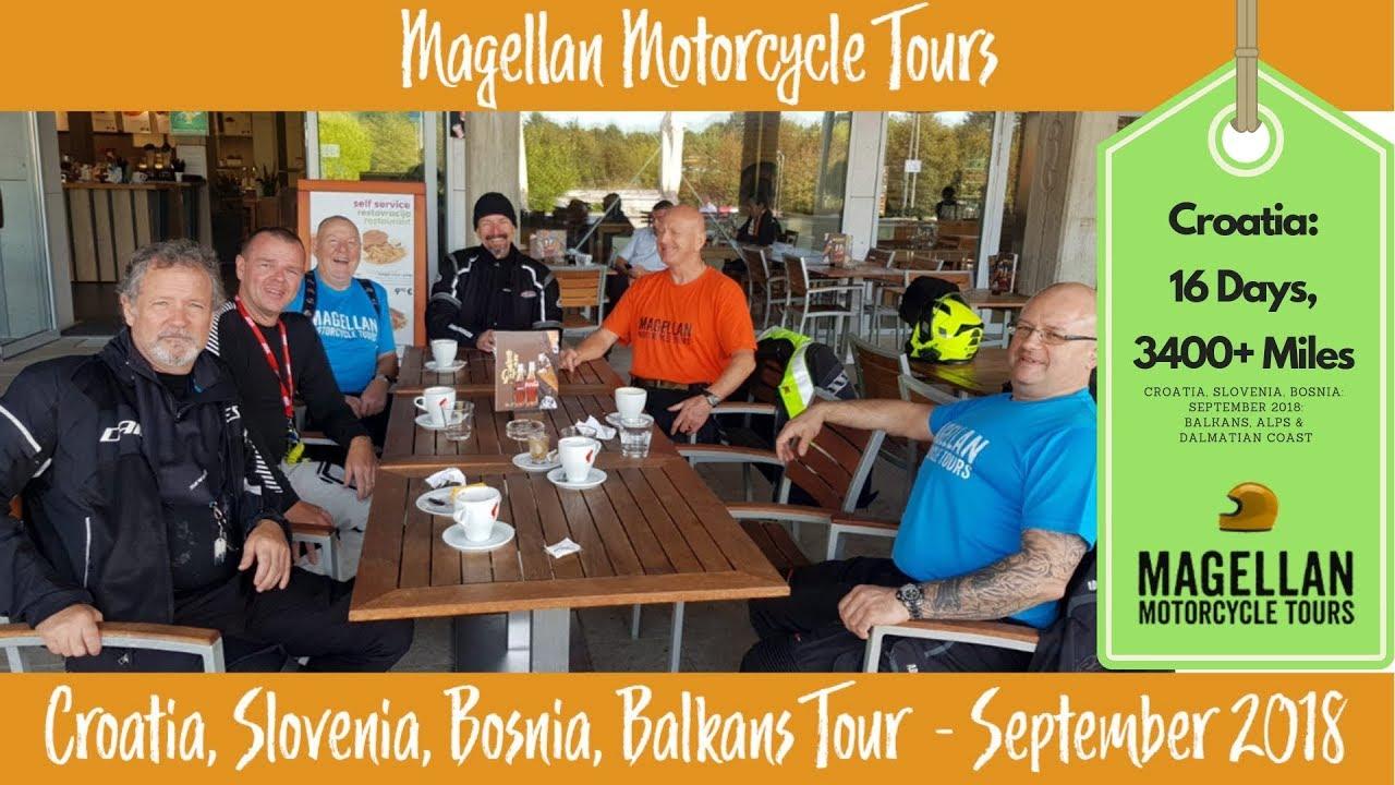 Croatia Slovenia Bosnia Balkans Alps And Dalmatian Coast Tour September 2018
