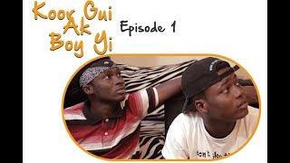 Koor Gui ak Boy yi avec maman Aicha dinama nekh episode 1