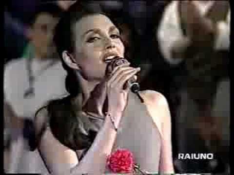 Anna Oxa - Donna con te (Gran premio 1990)