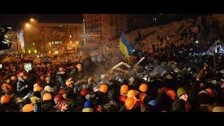 Ukraine Protests: Police Move In On Kiev Camp