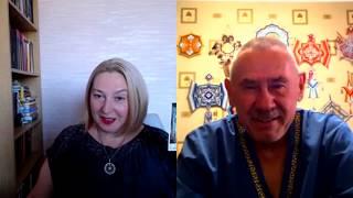 Ясновидение. Часть 1  Алана Солар и Геннадий Лобанов, практики , обучение, консультации.