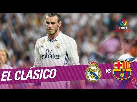 El Clásico - La lesión de Gareth Bale