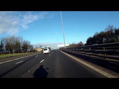 Glasgow to Balloch (HD)
