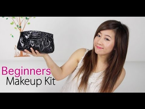 starter makeup kit for beginners  youtube