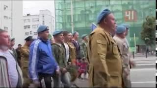 День ВДВ в Екатеринбурге