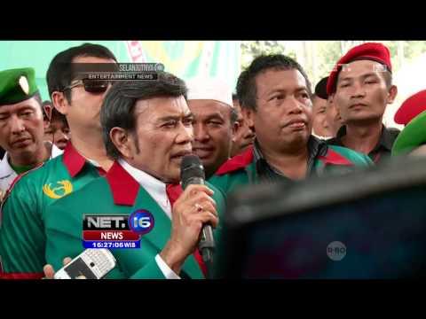 Rhoma Irama Deklarasikan Partai Idaman - NET16