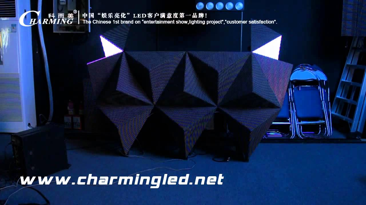 Dj Booth For Sale >> indoor advertising display screen, movable dj table, 3D DJ ...