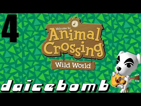 Animal Crossing Wild World Let's Play | Episode 4: Last Minute Fishing Tourney Entry