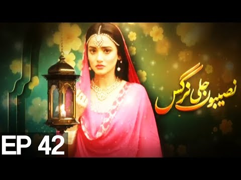 Naseboon Jali Nargis - Episode 42 | Express Entertainment