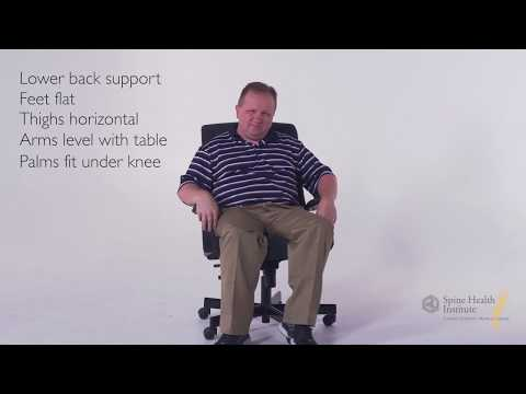 The Best Office Chair For Your Back