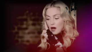 MADONNA So Not SORRY Confessions Alternative Back Drop Version