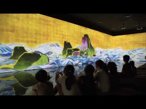 teamLab world: Dance! Art Museum,Learn&Play! Future Park / Promotion Movie