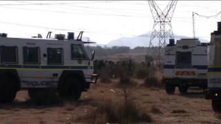 Marikana Footage Of Moments Before Shootings
