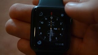All the Apple Watch Watch faces