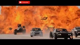 Elenco de 'Velozes & Furiosos 8' divulga teaser do filme